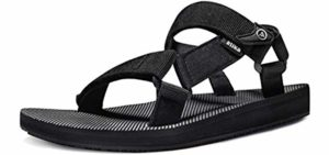 Atika Women's Outdoor - Trail Sandal for Walking