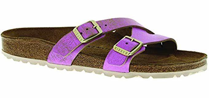 Narrow Sandals