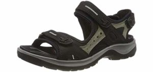 ECCO Women's Yucatan - Sandal for Walking
