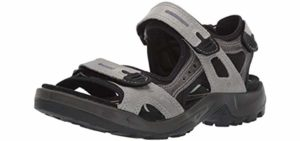 ECCO Men's Yucatan - Sandal for Walking