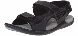 Hushpuppies Men's Rawson Grady - Sandal for Plantar Fasciitis