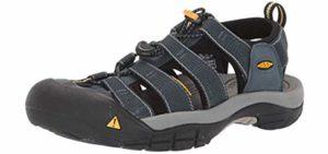 Keen Men's Newport - Sports Sandals for Achilles Tendinitis