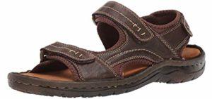 Propet Men's Jordy - Morton's Neuroma Sandals for Walking
