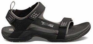 Teva Men's Minam - Arch Support Sandal for Back Pain