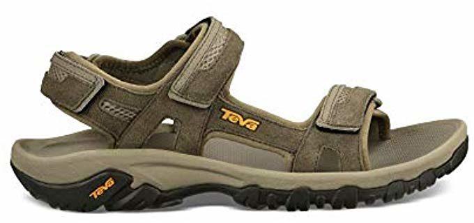 Sandal for Achilles Tendon Support