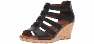 Rockport Women's Briah - Dress Sandals for Supination