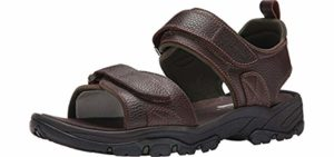 Rockport Men's Rocklake - Dress Sandals for Supination