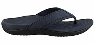 Vionic Men's Tide - Sandals for Plantar Fasciitis