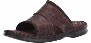 Clarks Men's Malone - Orthopedic Sandal