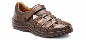 Dr Comfort Women's Breeze - Sandal for Arthritic Feet