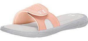 Under Armour Women's Ignite - Sandal for Arthritic Feet