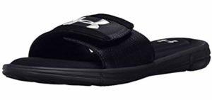 Under Armour Men's Ignite - Sandal for Arthritic Feet