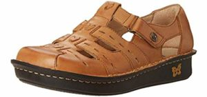 Allegria Women's Fisherman - Fishermans Travel Sandal