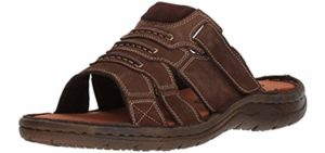 Propet Men's Jace - Dress Sandal Sandal For Traveling