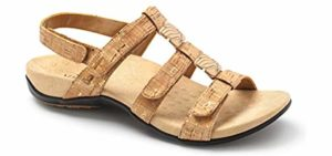 Vionic Women's Rest Amber - Dress Sandals for All Day Walking