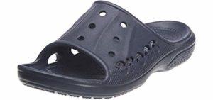Crocs Men's Baya Slide - Sandal for the Beach