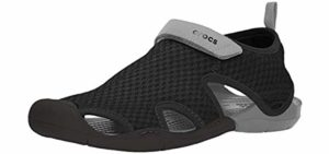 Crocs Women's Swiftwater - Mesh Hiking Sandal