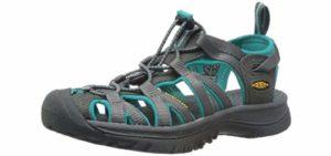 Keen Women's Newport Whisper - Sandals for Hiking