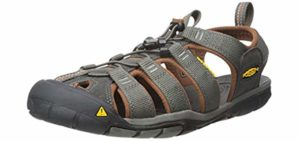 Keen Men's Clearwater - Sandal for Hiking