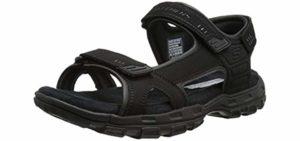 Skechers Men's Louden - Hiking Sandal
