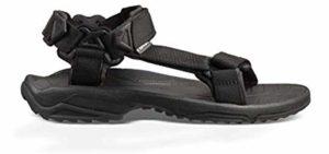 Teva Men's Terra Fi Lite - Sandal for Sweaty Feet