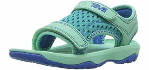 Teva Boys's Psyclone - Sports Sandal for Toddlers