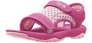 Teva Girls's Psyclone - Sports Sandal for Toddlers