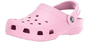 Crocs Women's Classic - Sandals for Snorkeling
