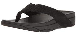 FitFlop Women's Surfer - Morton's Neuroma Sandal
