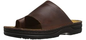 NAOT Men's Mt.Louis - Open Toe Comfort Sandals