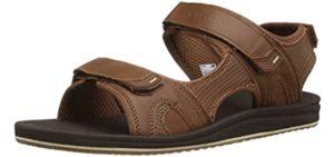 New Balance Men's Recharge - Sandal for Diabetics