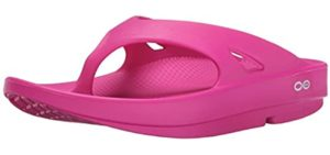 Oofos Women's Ooriginal - Sandal for Metatarsalgia
