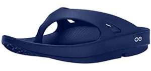Oofos Men's OOriginal - Sandal for Metatarsalgia