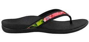 Vionic Women's Tide 2 - Knee Pain Thong Sandal
