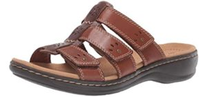 Clarks Women's Leisa - Orthopedic Sandal