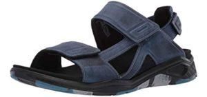 ECCO Men's X-Trinsic - Sandal for Hiking