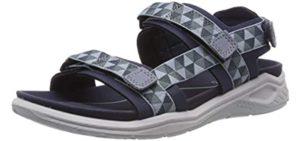 ECCO Women's X-Trinsic - Sandal for Hiking