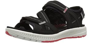 ECCO Women's Terra 3S - Sports and Athletic Sandal
