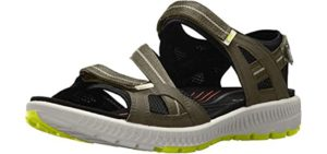 ECCO Men's Terra 3S - Sports and Athletic Sandal