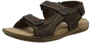 Hushpuppies Men's Rawson Grady - Orthopedic Sandal