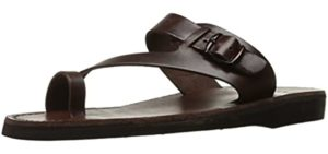 Jerusalem Sandals Men's Abner - Sandals with a Toe Loop