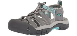 Keen Women's Newport H2 - Orthopedic Comfort Sports Sandal
