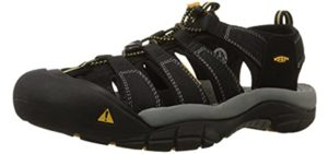 Keen Men's Newport H2 - Orthopedic Comfort Sports Sandal