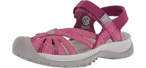 Keen Women's Rose - Smart Casual sandal