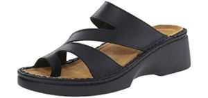 Naot Women's Monterey - Slide Sandals with a Toe Loop