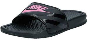 Nike Women's Benassi - Slide Comfort Sandal