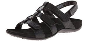 Vionic Women's Amber - Hallux Rigidus Sandals