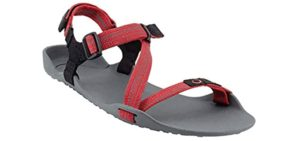 Xero Shoes Men's Z-Trek - Minimalist Trail Running Sandal