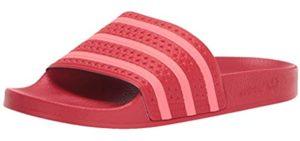 Adidas Women's Adilette - Slide Sandal