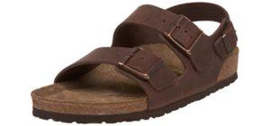 Birkenstock Men's Milano - sandals for Diabetes